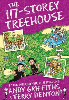 When Will The 117-Storey Treehouse Book Release?