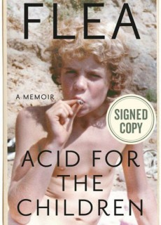 When Does Acid for the Children Memoir Come Out? Book Release Date
