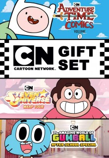 Cartoon Network Graphic Novel Gift Set - Release Date