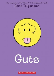 Guts Book Release Date? When Does Raina Telgemeier Story Come Out?