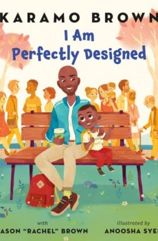 When Does I Am Perfectly Designed Release? Book Release Date?
