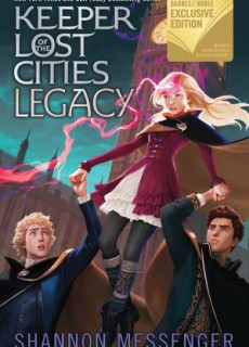Legacy (B&N Exclusive Edition) (Keeper of the Lost Cities Series #8) Release Date?