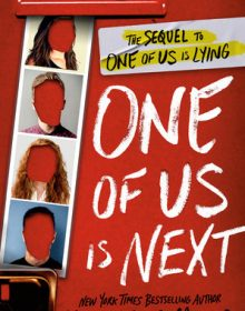 When Is One Of Us Is Next Book Release Date? 2020