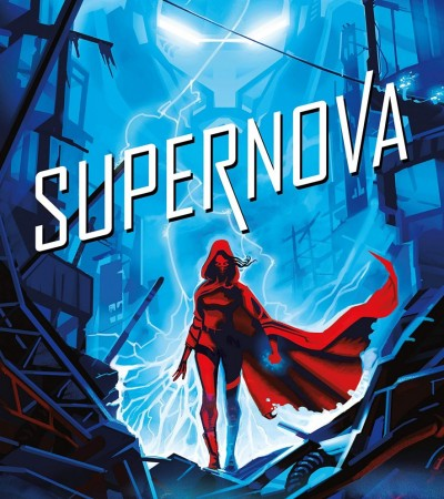 When Is Supernova (Renegades Series #3) Out? Book Release Date