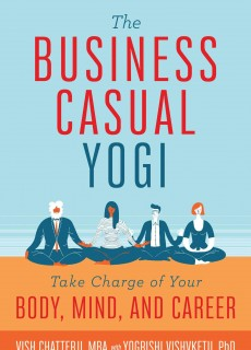 The Business Casual Yogi Book Release Date?