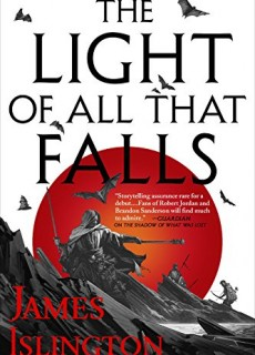When Will The Light of All That Falls (The Licanius Trilogy) Come Out? Book Release Date