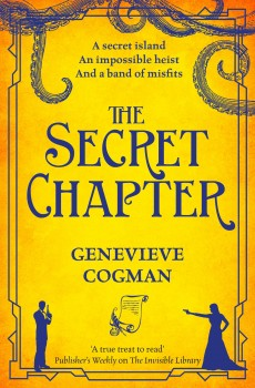 The Secret Chapter - Book Release Date (November 2019)