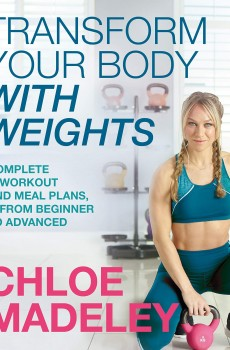 When Is Transform Your Body With Weights (Paperback) Book Release Date?