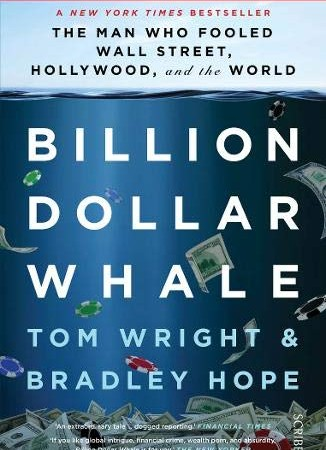 Billion Dollar Whale Book Release Date: the man who fooled Wall Street, Hollywood, and the world