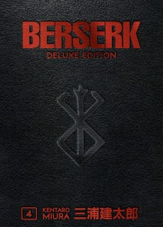 When Does Berserk Deluxe Volume 4 Come Out? Book Release Date
