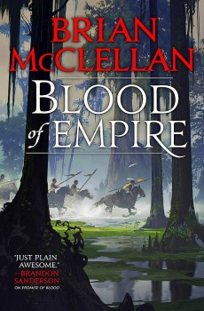 Blood of Empire Cancelled? Book Release Date