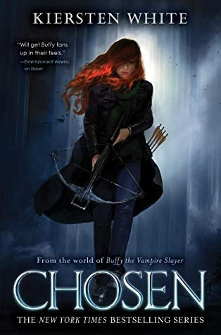 When Does Chosen Novel Come Out? Young Adult Book Release Dates