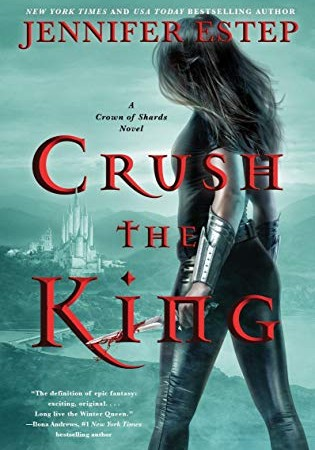 Crush The King Book Release Date? 2020 Fantasy Releases