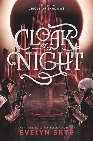 Cloak Of Night Book Release Date? 2020 Fantasy Releases
