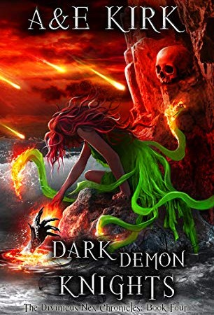 When Does Dark Demon Knights Come Out? 2019 Book Release Dates