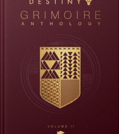 Destiny: Grimoire Anthology - Volume 2 Book Release Date