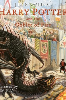 Harry Potter and the Goblet of Fire: Illustrated Edition Book Release Date?