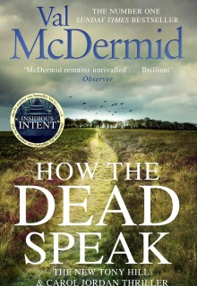When Does How the Dead Speak Publish? Book Release Date