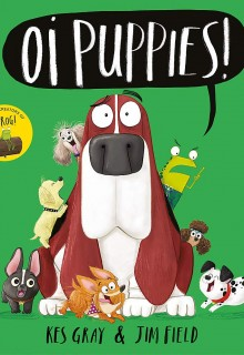 When Does Oi Puppies! Come Out? Book Release Date