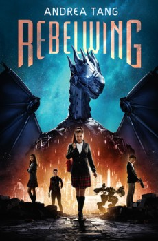 When Does Rebelwing Come Out? 2020 Book Release Dates