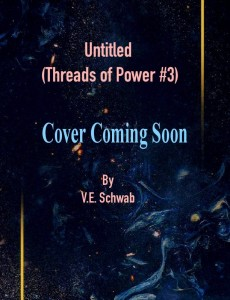 When Does Untitled (Threads of Power #3) Novel Come Out? Book Release Dates