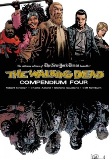When Will The Walking Dead Compendium Volume 4 Release?