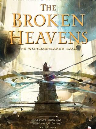 The Broken Heavens Book Release Date? 2020 Fantasy Releases