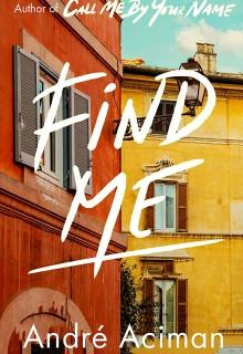 Find Me Book Release