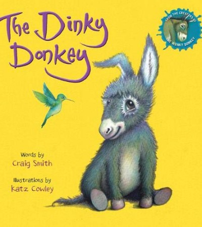 The Dinky Donkey Book Release Date