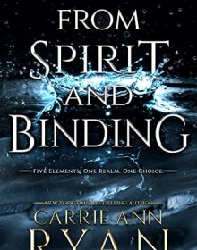 When Does From Spirit And Binding Come Out? 2020 Book Release Dates