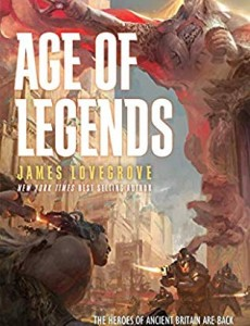 Age Of Legends Book Release Date? 2019 Science Fiction Novels
