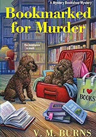 Bookmarked For Murder Book Release Date? 2019 Cozy Mystery Publications