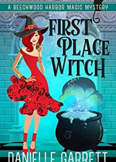 First Place Witch Book Release Date? 2019 Cozy Mystery Pablications