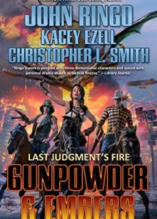 When Does Gunpowder Embers Release? 2020 Science Fiction Book Release Dates