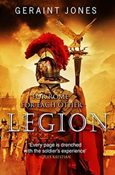When Does Legion Novel Come Out? 2019 Historical Fiction Book Release Dates