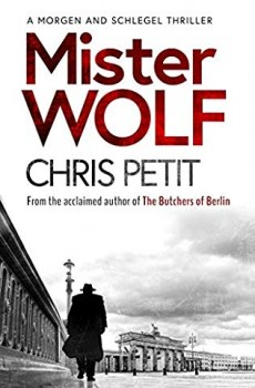 When Will Mister Wolf Come Out? 2019 Historical Mystery Book Release Dates