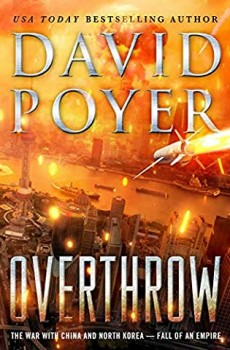 When Will Overthrow Novel Come Out? 2019 Thriller Book Release Dates