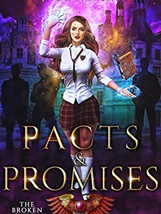 Pacts & Promises Book Release Date? 2019 Paranormal Romance Publications