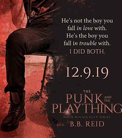 The Punk and the Plaything Publication Date? 2019 Coming Soon Releases
