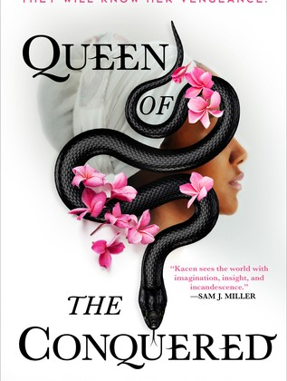 Queen Of The Conquered Book Release Date? 2019 Fantasy New Releases