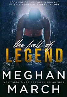 The Fall of Legend Book Release Date? Coming Soon 2019 Releases