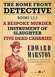 The Home Front Detective: Books 1-3 Release Date? 2019 Historical Mystery Publications