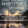 When Does The Lake District Mysteries: Books 1-3 Come Out? 2019 Mystery Book Release Dates
