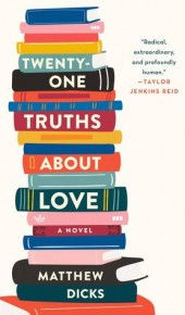 Twenty-one Truths About Love Book Release Date? 2019 Publications