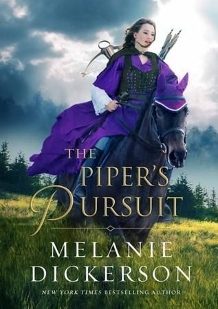 The Piper's Pursuit Book Release Date? 2019 Historical Fiction Publications