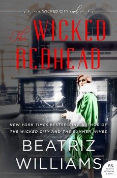 When Does The Wicked Redhead Come Out? 2019 Historical Fiction Releases