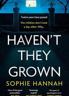 Haven't They Grown Book Release Date? 2020 Mystery Triller Releases