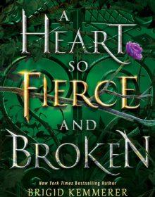A Heart So Fierce And Broken Publication Date? 2020 Fantasy Book Release Dates