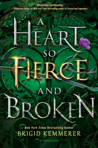 A Heart So Fierce And Broken Publication Date? 2020 Fantasy Book Release Dates