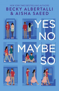 When Does Yes No Maybe So Novel Come Out? 2020 Romance Book Release Dates
